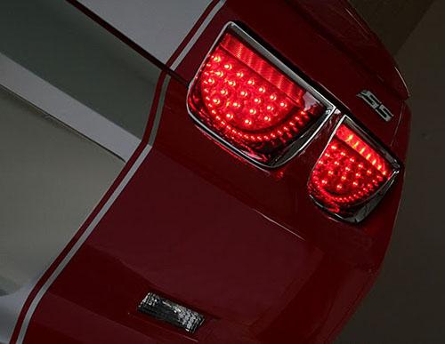 2010 2012 Camaro Led Tail Lights